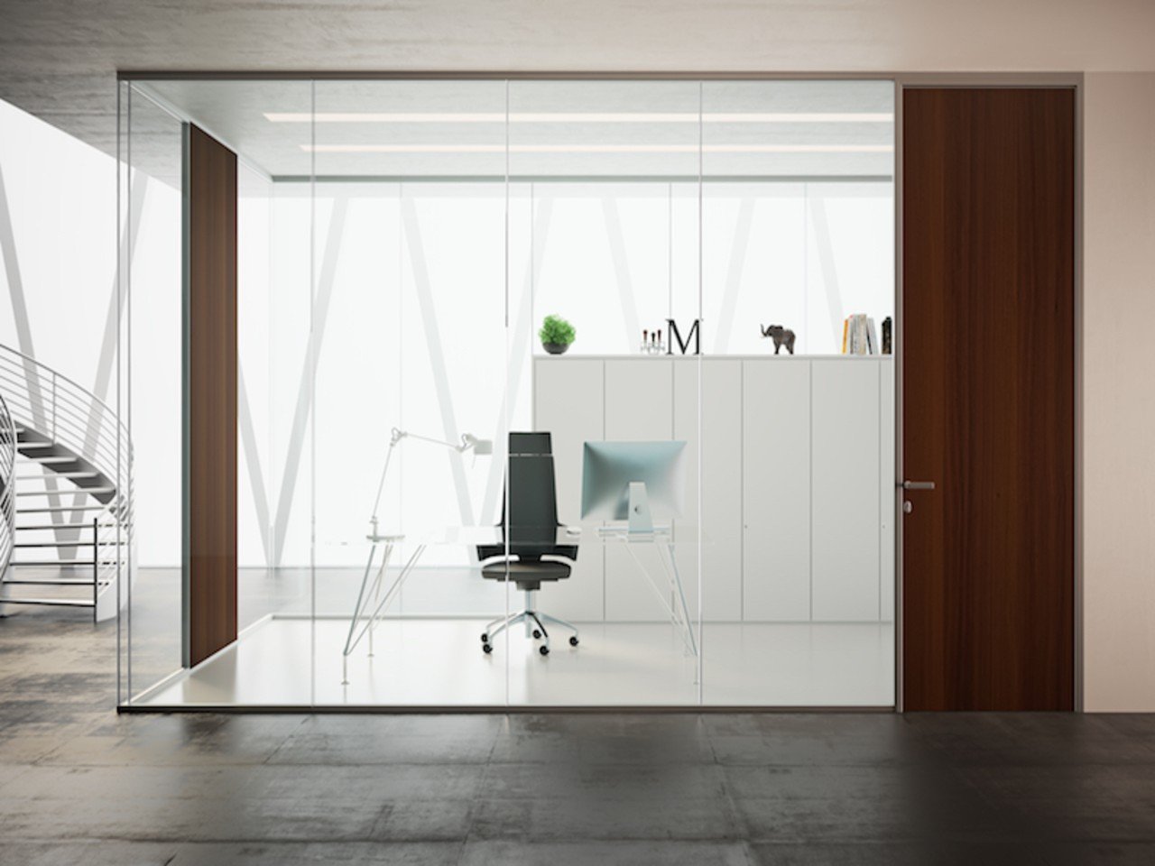 All in One Slim Partition